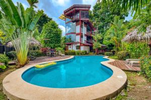 Glass-Fronted Property, Ocean/Mountain Views Pool, Cahuita