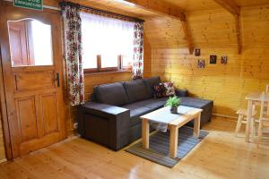 Domek drewniany Camila