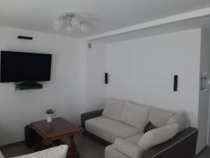 Słoneczny Apartament przy Zatoce Puckiej z klimatyzacją