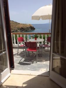 Villa Bonatsa Andros Home Andros Greece