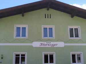 Appartement Ahornegger - Hotel - Schladming