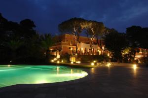 Relais Villa San Martino, Hotely  Martina Franca - big - 57