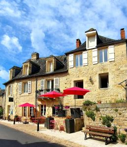 Accommodation in Perpezac-le-Blanc
