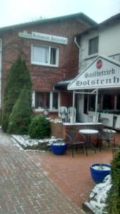 Holstenhof - Klint
