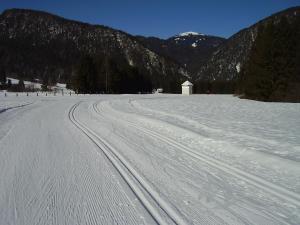 Rifugio Casa Alpina Julius Kugy, Hostely  Malborghetto Valbruna - big - 41