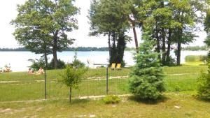 Apartament nad jeziorem Białym