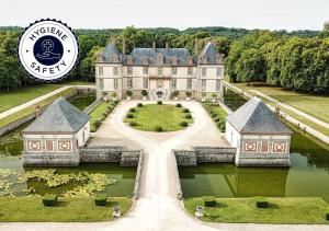 Location gîte, chambres d'hotes Château-Hôtel de Bourron dans le département Seine et Marne 77