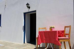 Cycladic houses in rural surrounding 4 Amorgos Greece