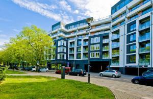 Nadmorskie Tarasy Apartament #PORTY B103
