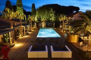 Location gîte, chambres d'hotes Hotel Villa Cosy dans le département Var 83