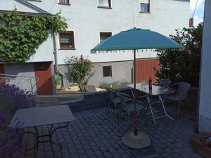 Romantische Ferienwohnung Rheingold 50 qm für 2 bis 4 P