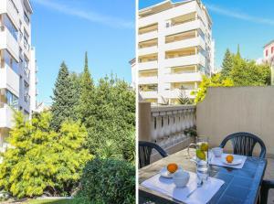 Appartements Villa Les Palmes, Appartamenti  Cannes - big - 8