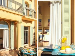 Appartements Villa Les Palmes, Appartamenti  Cannes - big - 5