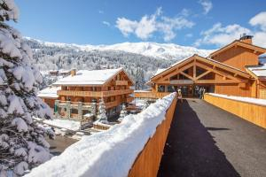 Résidence Pierre & Vacances Premium L'Hévana - Hotel - Méribel