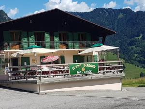 Hôtel Les Bernards - Hotel - Praz sur Arly