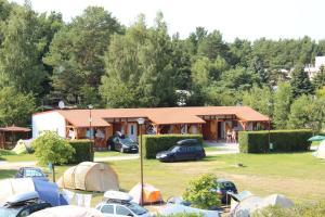 Ośrodek Wypoczynkowy Camping nr 156