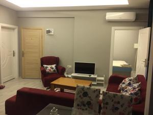 Апартаменты Batusay Residence Apart Hotel, Самсун
