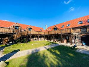 Accommodation in Boruja