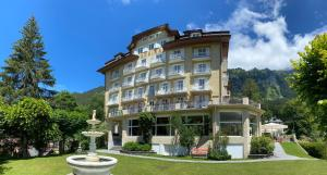 Accommodation in Wengen