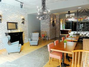 Akin Suites, Апарт-отели  Стамбул - big - 64