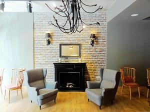 Akin Suites, Apartmanhotelek  Isztambul - big - 1