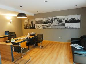 Akin Suites, Aparthotely  Istanbul - big - 57