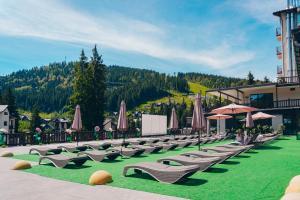 Tavel Hotel & SPA - Bukovel