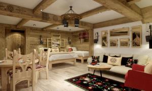 Przystań w Tatrach - Przytulne Domki i apartamenty-Luxury Chalets and apartments - Hotel - Bukowina Tatrzanska