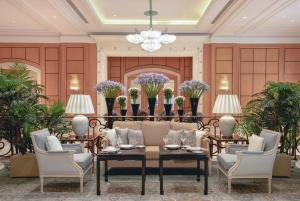 Four Seasons Hotel Cairo at Nile Plaza (9 of 69)
