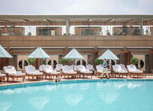 Four Seasons Hotel Cairo at Nile Plaza (4 of 69)