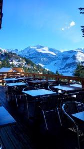 Chalet Montagne Guzet Pyrénées /Station de Ski - Hotel - Ustou