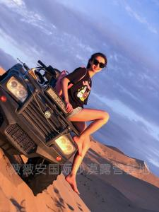 Dunhuang Vivian Desert Camping