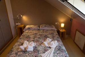 Ático con terraza en Graus-Pirineo de Huesca, Appartamenti  Graus - big - 7