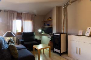 Ático con terraza en Graus-Pirineo de Huesca, Appartamenti  Graus - big - 14