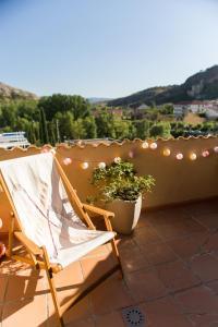 Ático con terraza en Graus-Pirineo de Huesca, Appartamenti - Graus