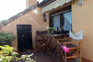 Ático con terraza en Graus-Pirineo de Huesca, Appartamenti  Graus - big - 30