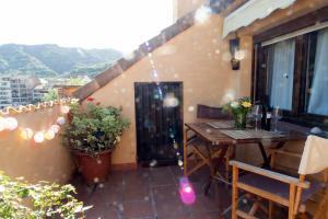Ático con terraza en Graus-Pirineo de Huesca, Appartamenti  Graus - big - 32