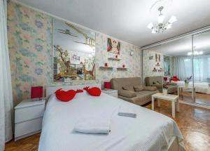 Apartment Hanaka on Bratskaya 15