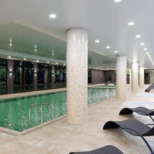 Apartament z Wellness Nadmorskie Tarasy Kołobrzeg