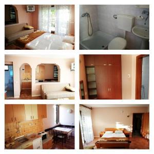 Villa Vesna, Apartments  Peštani - big - 5