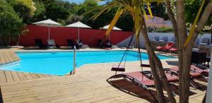 Location gîte, chambres d'hotes Hôtel La Villa en L'île dans le département Vendée 85