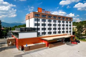 4 stern hotel Hotel Turiec Martin Slowakei