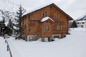 Chalet Marmottes - Hotel - Saas-Fee