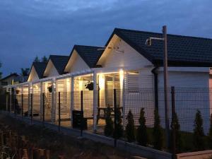 Domki apartamentowe MAWII