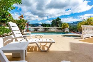 Great Designed Ocean and Mountain view Condo Tres Vista, Dovolenkové domy  Playa Flamingo - big - 30