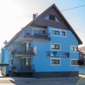 Eisberg Gästehaus & De Luxe Appartements