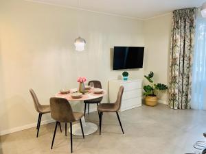 Apartament Jantarowe Zacisze Green