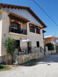 Anthies house-Village.2 Ammouliani Greece