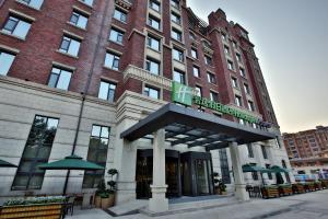 Holiday Inn Express Langfang Park View, Hotely  Langfang - big - 7