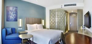 Holiday Inn Express Langfang Park View, Hotely  Langfang - big - 11